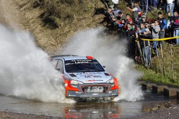 VW WRC Argentina 2