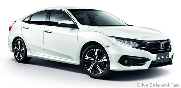 honda civic thai1