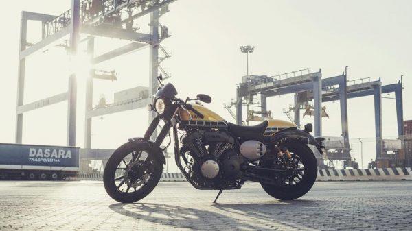 2016 Yamaha XV950 Cafe Racer 60th Anniversary 02