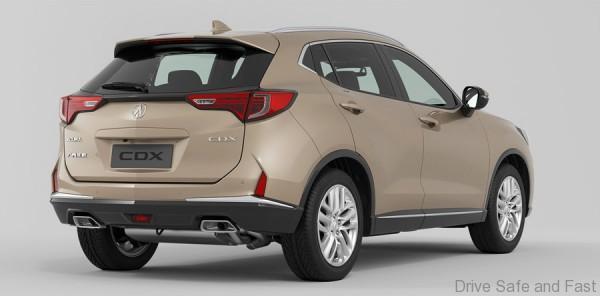Acura CDX 3