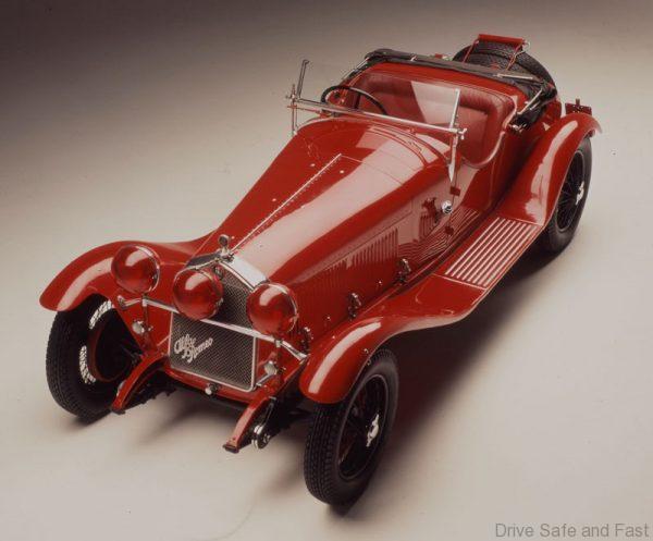 Alfa Romeo Mille Miglia 2