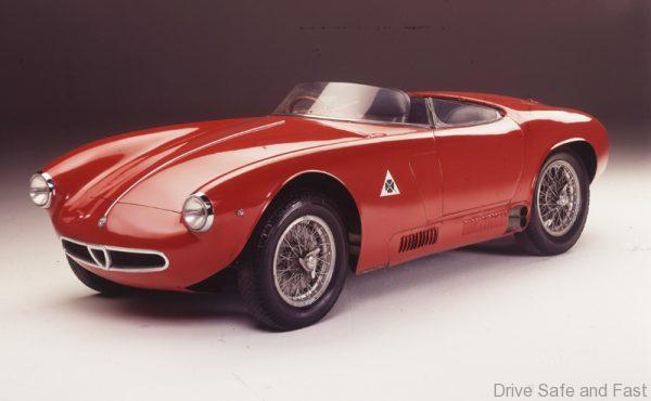 Alfa Romeo Mille Miglia 4