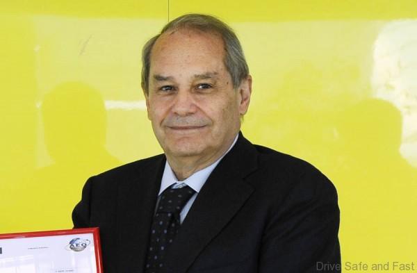 Amedeo Felisa retires 1
