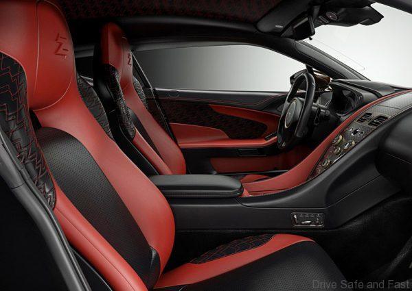 Aston Martin Zagato Concept 5