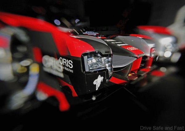 Audi at Spa WEC3