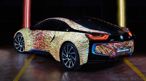 BMW i8 Futurism 2