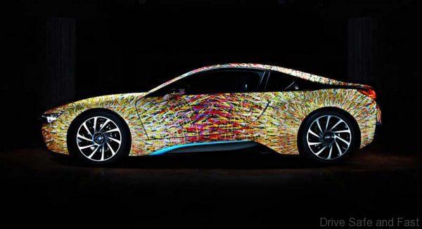 BMW i8 Futurism 3