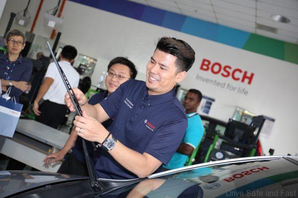 Bosch (04) - Bosch launches 'One Wrong Part Ruins Everything' campaign in Malaysia