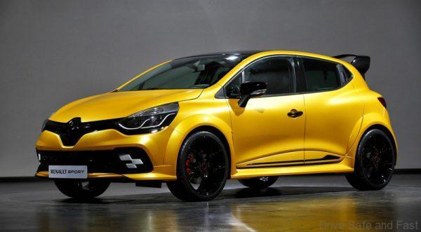 Clio RS16 4