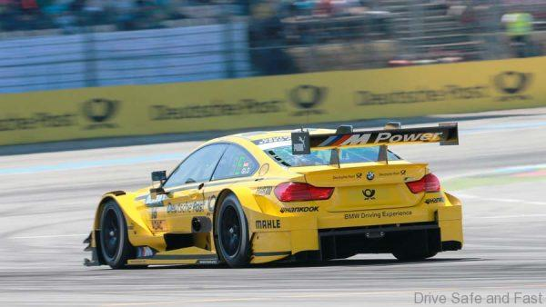 Motorsports / DTM: german touring cars championship - 1. race Hockenheimring, GER, #16 Timo Glock (GER, BMW Team RMG, BMW M4 DTM)