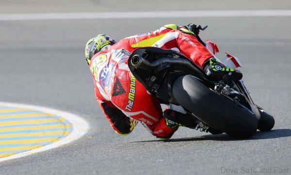 Ducati French quali 3