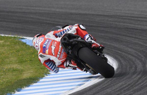 Ducati retains Dovizioso 2