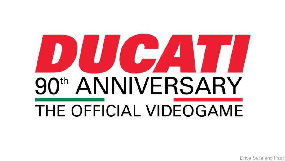 ducati presents special video game to celebrate 90th anniversary