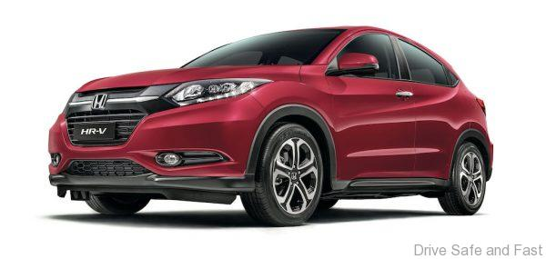 "Honda HR-V_received exterior and ride enhancements, particularly, new 17"" wheel design for all variants"