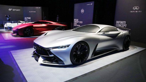 Infiniti Concept Vision GT 1