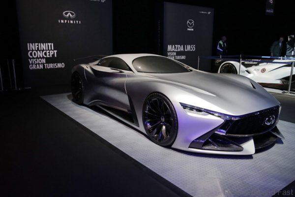 Infiniti Concept Vision GT 2