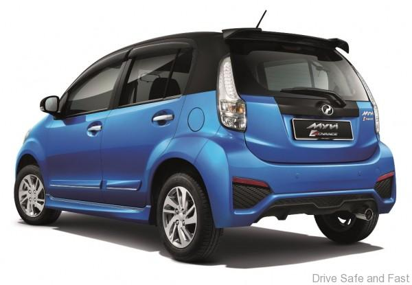 Myvi Advance_Two Tone_Rear