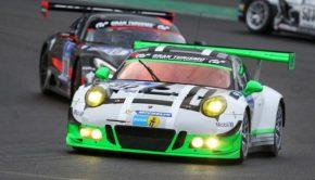 Nordschleife 911 GT3 R