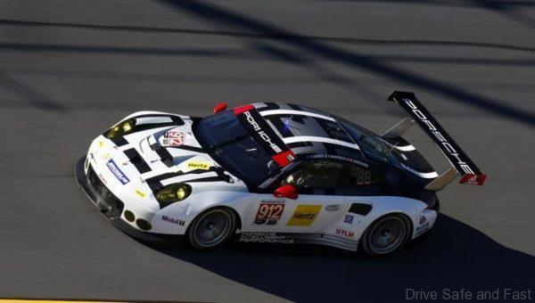 Nordschleife 911 GT3 R1