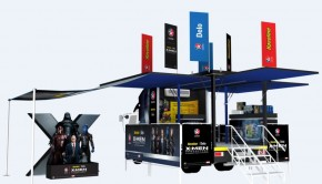 Release the Power of X - roadshow mobile truck - FINAL