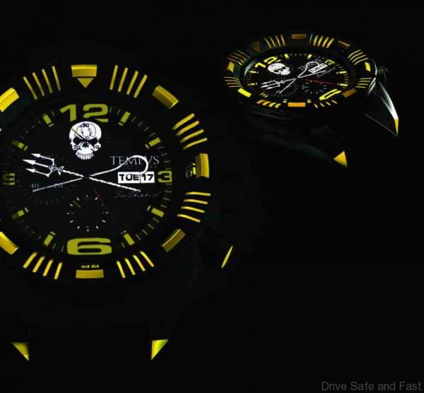 TEMPVS COMPVTARE-Sea Shepherd Watch
