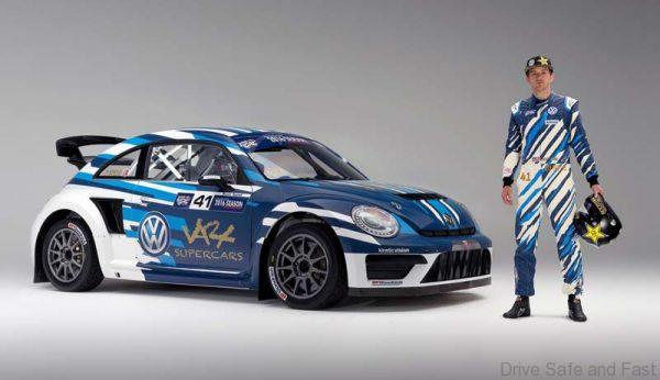 VW Beetle in GRC 2