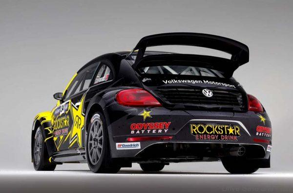 VW Beetle in GRC 4