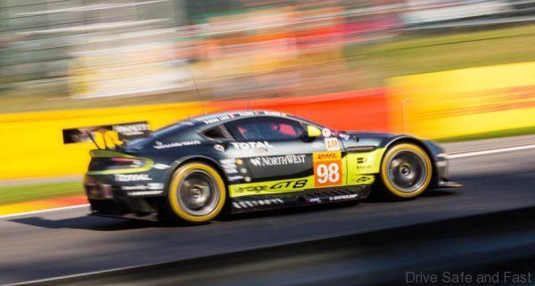 WEC Spa Aston Martin 2