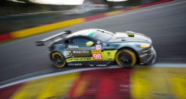 WEC Spa Aston Martin 4
