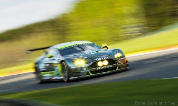 WEC Spa Aston Martin 5