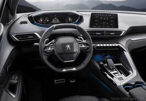 peugeot introduces gt variant to the all new 3008 suv drive safe and fast. Black Bedroom Furniture Sets. Home Design Ideas