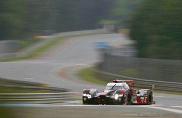 Audi pre Le Mans 3