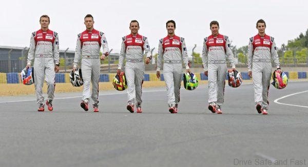 Audi pre Le Mans 4