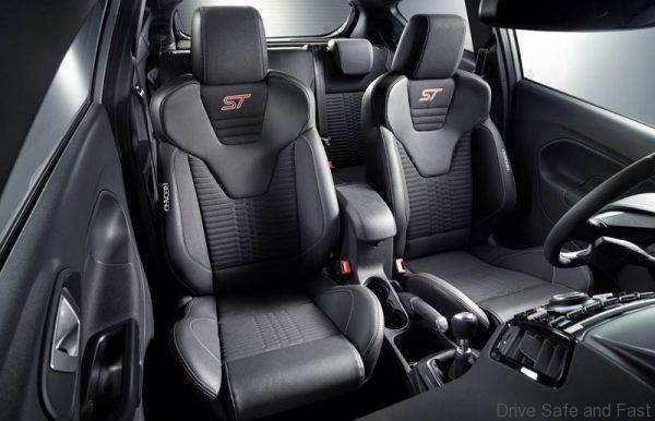 Ford Fiesta ST200 6