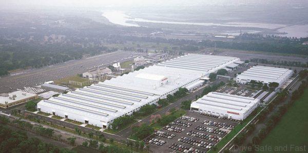 Honda Taiwan factory 2