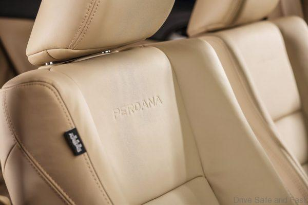 Leather Seat Emboss