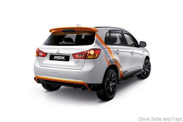 Mitsubishi ASX Orange Edition 04