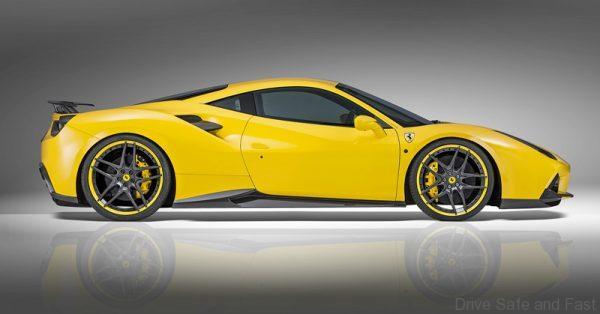 Novitec Ferrari 488 GTB 4