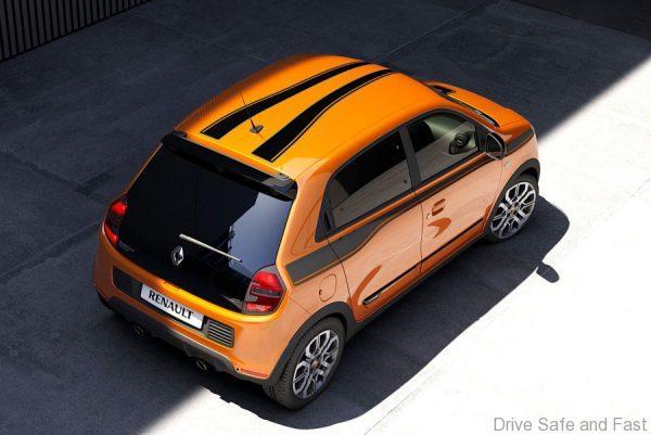 Renault Twingo GT 3