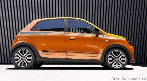 Renault Twingo GT 4