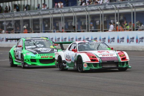 TCR Thailand & Super Car GTM