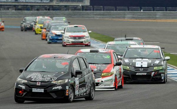 TCR Thailand & Super Car GTM2