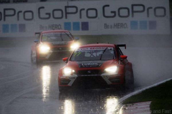 TCR series Salzburgring, Austria 04 - 05 June 2016