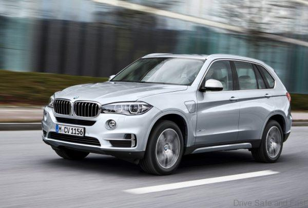 The all-new BMW X5 xDrive40e (6)