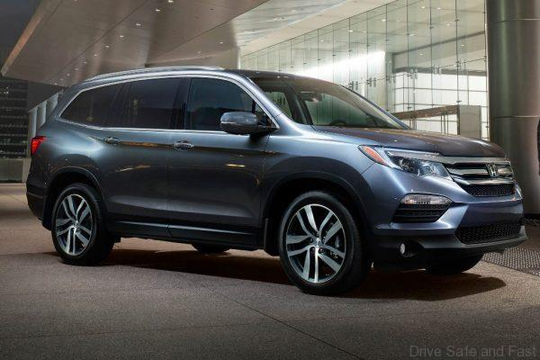 Honda CR-V will get 7 seats in 2017 – Drive Safe and Fast