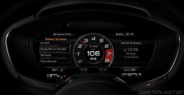 Audi-TT-instrument