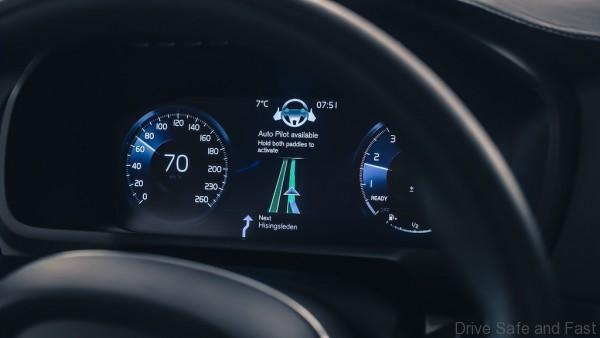 IntelliSafe Auto Pilot interface