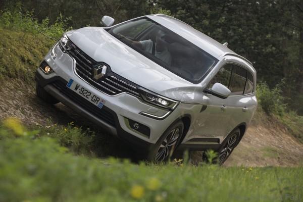 All-new Renault Koleos_on location