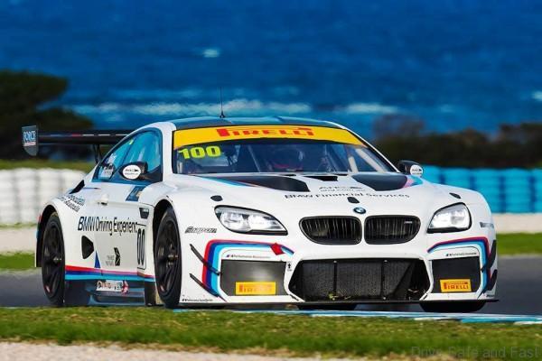BMW Team SRM Australian GT