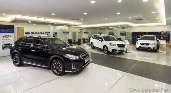 Cheras 4S Showroom_Interior - Sales Showroom